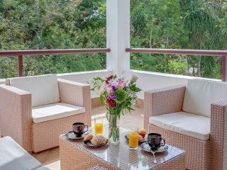 Rejuvenate in a Luxury Corner Condo in the Gated Community of TAO