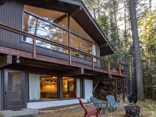 Fabulous Crown Ridge Chalet in the Pines