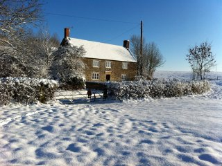 Stylish cottage near Bruton, Wells and Glastonbury