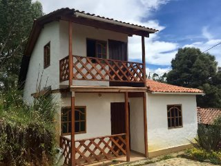 Beautiful house in Santa Elena, close to Piedras Blancas forest, near Medellin.