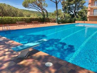 "Platja d""Aro Amazing Pool, Nice Terrace, Tennis!!"