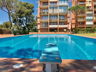 "Platja d""Aro Amazing Pool, Nice Terrace, Tennis!!"