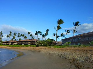 North Shore Maui beachfront vacation townhouse Unit FourB
