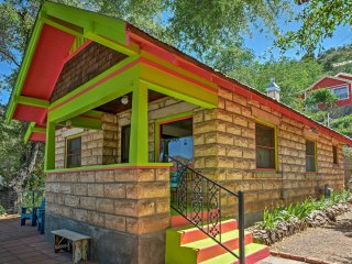 'Brophy House' 12-Min Walk from Downtown Bisbee!