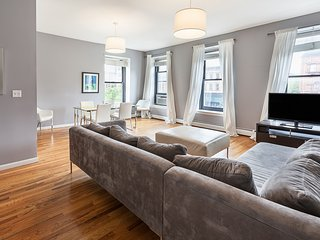 Gorgeous Renovated Apartment in Manhattan Brownstone #