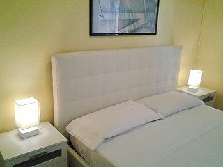 Appartament via Spano, 1 camera da letto e cortile