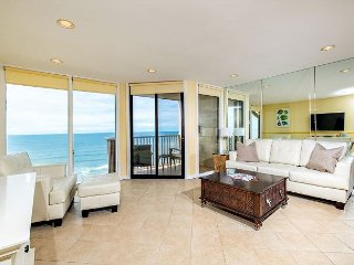 Dreams R Made Of Sand & Sun!  1 BR Oceanfront condo at Del Mar Shores Terrace
