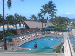 Next to Waikiki Beach, $89/nt, Pre Renovation Special: