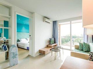 "Apartment ""Atlantis Condo Resort"" close to Jomtien Beach."