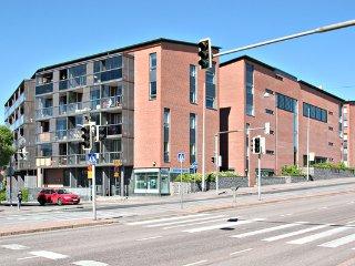 Furnished studio apartment at Helsinki City