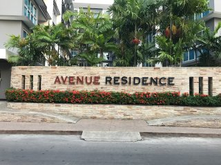 Avenue Residence, Pattaya's best central location