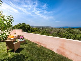 Panoramic view Dream Villa with pool & barbeque