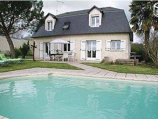 Grande maison avec piscine privée