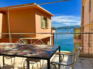 2 bedrooms villa ideally placed near to the beach