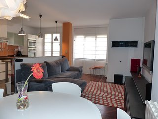 Precioso piso, totalmente exterior situado en pleno centro de Hondarribia., Hondarribia (Fuenterrabía)