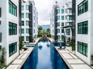 3 bedroom apartment with pool view in Kamala