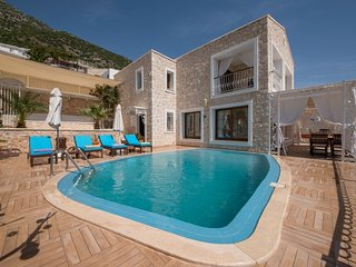 Villa Kalkan Inge 2 Bedroom Luxury Private Rental Villas Kalkan With Seaview