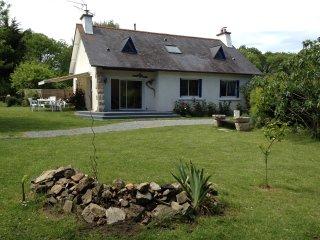 Maison de vacances à Saint Lunaire, en campagne à 3.5 km de la plage