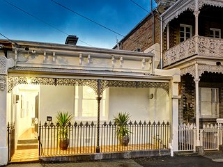 Melbourne Fitzroy Terrace, North Fitzroy