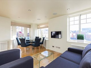 121. LOVELY 2BR FLAT WITH PRIVATE ROOFTOP TERRACE IN COVENT GARDEN