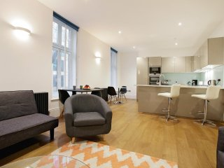 100. LARGE 2BR FLAT IN COVENT GARDEN AREA - STEPS FROM LEICESTER SQUARE