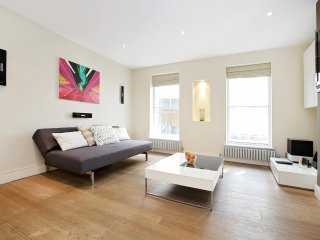 81. LOVELY SPLIT-LEVEL FLAT NEXT TO PICCADILLY CIRCUS AND LEICESTER SQUARE