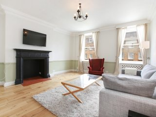 49. SPACIOUS MARBLE ARCH FLAT MINUTES FROM HYDE PARK AND OXFORD STREET