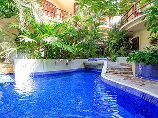 Villas Sacbe penthouse Ceiba