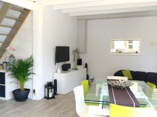 Maison Jardin renovee 4 a 6 pers Bordeaux centre