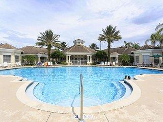 Windsor Palms - Pool Home  6BD/4BA - Sleeps 12  - Gold