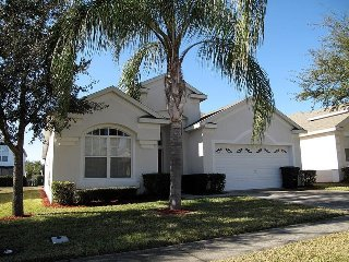 Windsor Palms - Pool Home  4BD / 3BA  - Sleeps 8 - Gold - RWP425