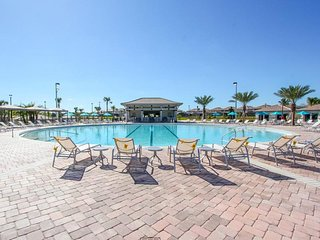 Championsgate - 6BD/6BA Pool Home - Sleeps 12 - Platinum