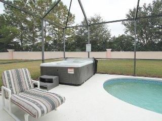 Windsor Palms - Pool Home  5BD/3.5BA - Sleeps 12 - Gold - RWP539