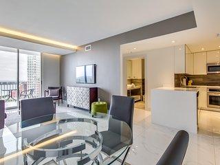 Brickell - Two bedroom Luxury Suite Water View - Sleeps 4