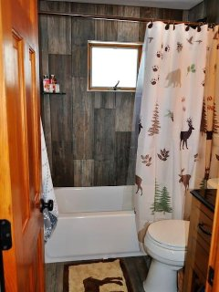 Hallway Bathroom
