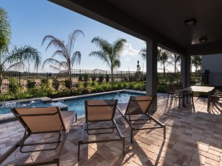 Reunion Resort - Luxurious 6BD/6BA Pool Home - Sleeps 12 - Platinum