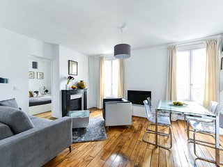 Sa Muse, 2BR/1BA, 5 people, Paris
