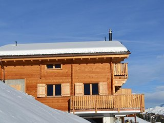 New!  Aletsch Arena Ski In Ski Out alpine chic duplex apartment.