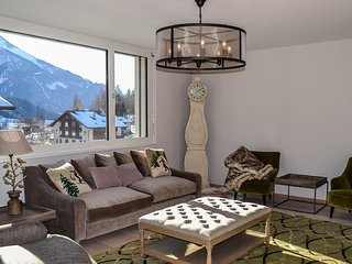 "NEW! Alpine Chic luxury apartment Aletsch Arena ""Alana"", Fiesch in Valais"