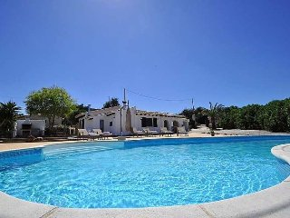 Finca 6 pax in Capdepera, Mallorca. WIFI. BBQ Private pool. Clear views- 107698-