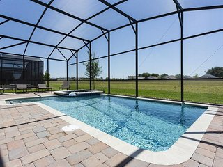 Champions Gate - 9BD/5BA Pool Home - Sleeps 19 - Platinum