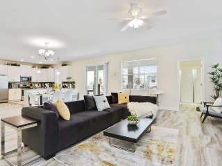 Gorgeous 6BR 5bath Champions Gate home w/private pool and games from $213nt