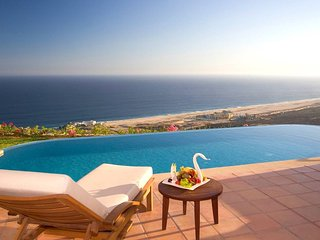 3 Bedroom Ocean View Villa in Cabo San Lucas