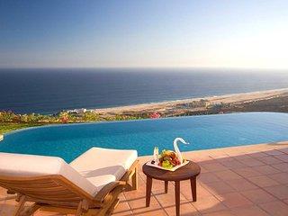 3 Bedroom Ocean View Villa in Cabo San Lucas