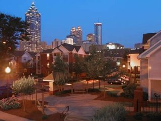 Heart of Midtown/Downtown Atlanta, so Yes! You're About to Make a Great Choice