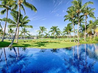Waikoloa Beach Resort-Fairway Villas-Ground Floor-Stunning Views - Walk To Beach
