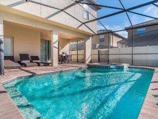 Westside Resort - 7BD/5.5BA Pool Home - Sleeps 14 - Gold - RWS701