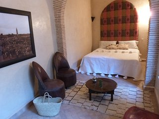 Riad Nina rooms in Medina