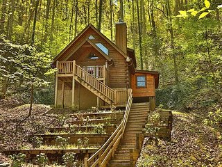 Exterior View of George's Treehouse