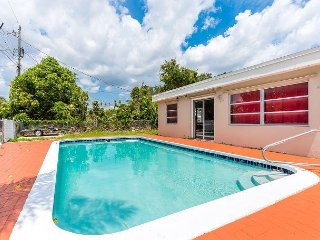 3BR w/ Pool, Game Room, & Bikes, 15-Minute Drive to Beach & Boardwalk